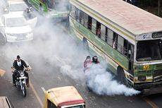 "Warga India ""Dihantui"" Asap Diesel"