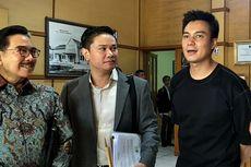 Jalani Sidang Mediasi Gugatan Rp 2 Miliar, Baim Wong Gaet Hotma Sitompul