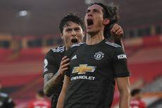 Hasil Liga Inggris - Man United Menang Comeback, Arsenal Loyo