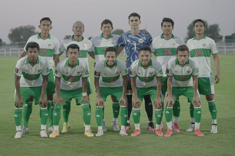 The Indonesian national team