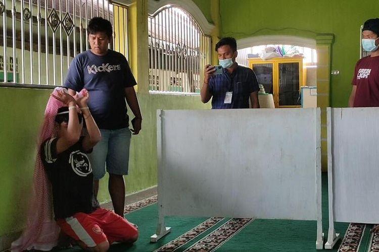 Seorang pencuri kotak amal diamankan Polres Kepahiang, Bengkulu