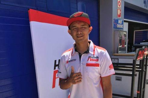 Tak Lagi Balapan Moto2, Dimas Ekky Jadi Instruktur AHRS