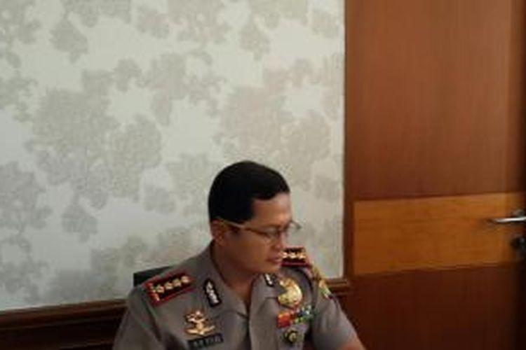 Kapolres Metro Jakarta Utara Komisaris Besar Susetio Cahyadi
