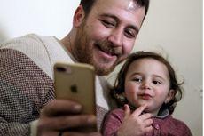 Bocah 3 Tahun yang Tertawa Saat Dengar Ledakan Bom Lolos ke Turki