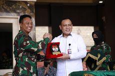 KPK Serahkan Tanah 53 Hektar Hasil Rampasan ke TNI AD