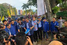 Bendera Demokrat Dirusak, SBY Elus-elus Dada dan Bilang