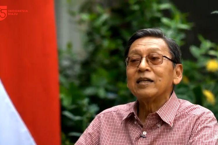 Wakil Presiden RI ke-11 Boediono