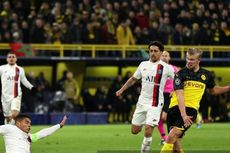 3 Fakta Menarik dari Hasil Pertandingan Liga Champions, Dortmund Vs PSG