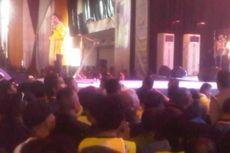 Tutut dan Titik Soeharto Hadiri Kampanye Golkar di Surabaya