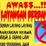 Warga di Mataram Dilarang Bermain Layangan, Satpol PP: Kami akan Tindak Tegas