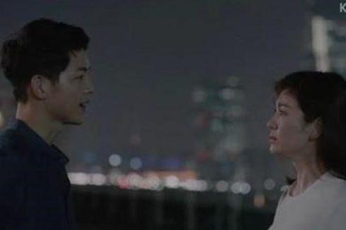 Song Hye Kyo dan Song Joong Ki Jatuh Cinta pada Pandangan Pertama