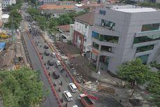 Empat LajurJalan Raya Gubeng Surabaya Dibuka, BBPJN Pantau 2 Tahun