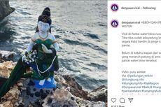 Terungkap, Peletak Patung Nyi Roro Kidul di Pantai Selatan Bali, Pelaku Minta Maaf