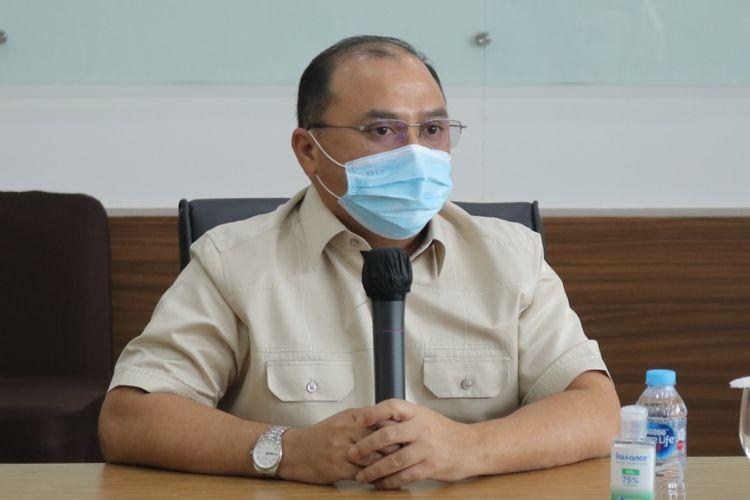 Gubernur Kepulauan Bangka Belitung, Erzaldi Rosman.