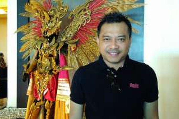 Anggota Komisi X DPR RI, Anang Hermansyah, Saat Ditemui di Jember, Jawa Timur, Jumat (26/8/2016)