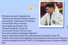 Kisah Syafiq, Mahasiswa Jadi Relawan Penjemput Jenazah Covid-19