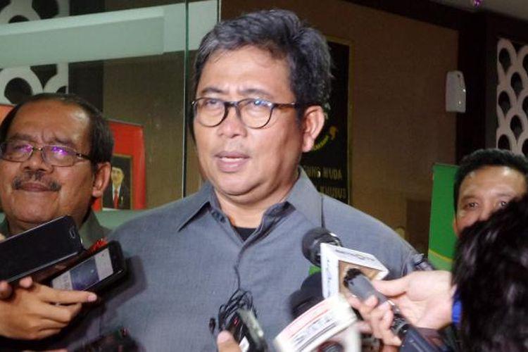 Wakil Jaksa Agung Arminsyah.