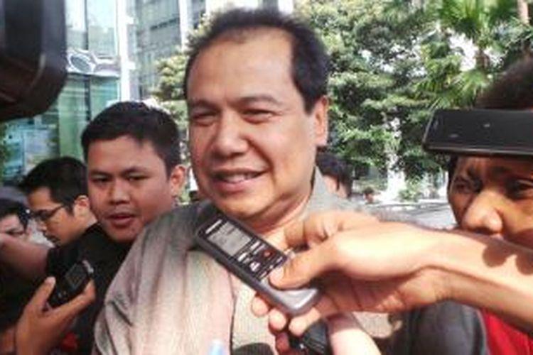 Menteri Koordinator Bidang Perekonomian Chairul Tanjung.