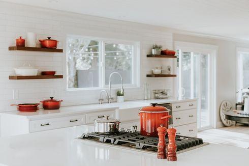 6 Ide Dapur Bergaya Spanyol yang Glamor dan Abadi