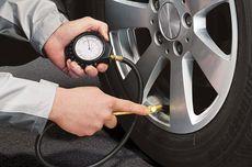 Tekanan Udara pada Ban yang Ideal Saat Mobil Lama Parkir di Rumah
