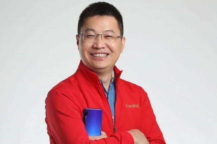 Lu Weibing, General Manager Redmi.
