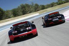 New Bugatti Veyron Lahir Akhir 2015
