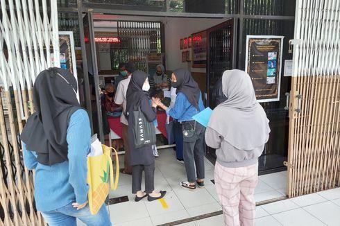 Keluhkan Situs PPDB Eror, Orangtua Siswa yang Datangi SMAN 2 Tangerang Diminta Bersabar