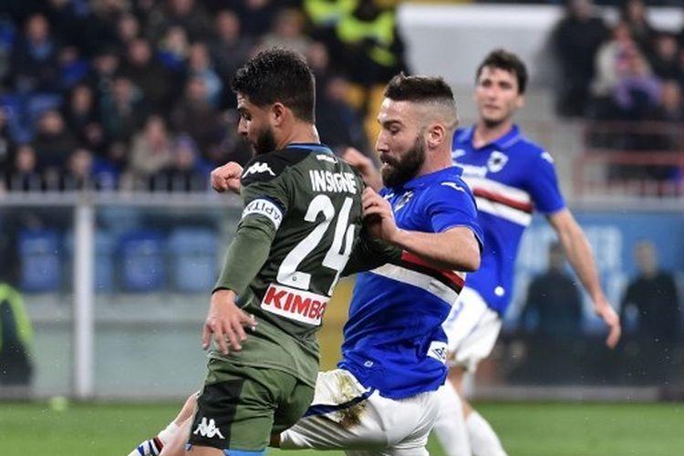 Pertandingan Sampdoria vs Napoli yang berlangsung di Stadion Luigi Ferraris pada pekan ke-22 Liga Italia, 3 Februari 2020, berakhir dengan skor 2-4.