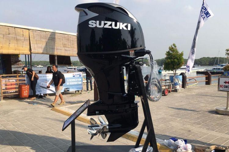 Mesin baru Suzuki OBM