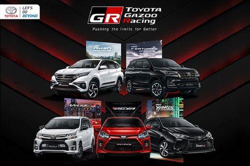 Mengenal 5 Pasukan Baru Toyota GR Sport di Indonesia
