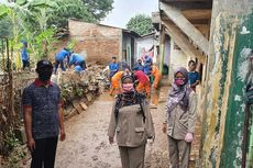 Banjir Surut, Warga Balekambang yang Mengungsi Kembali ke Rumah Masing-masing