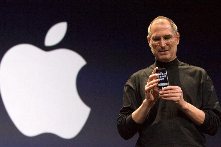 Salah satu pendiri Apple, Steve Jobs