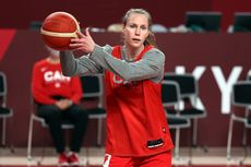 Bahagianya Pebasket Kanada, Atlet Menyusui Boleh Bawa Bayi ke Olimpiade Tokyo