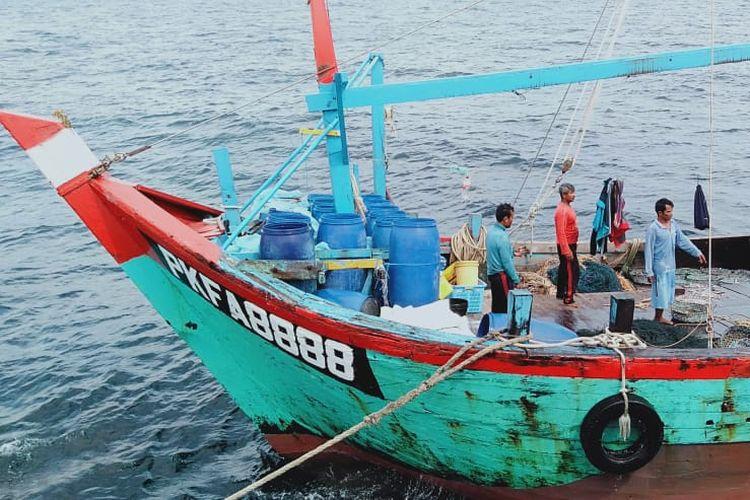 Ilustrasi: Kementerian Kelautan dan Perikanan (KKP) kembali menangkap kapal ikan asing (KIA) yang melakukan penangkapan ikan secara ilegal (illegal fishing) di Wilayah Pengelolaan Perikanan Negara Republik Indonesia (WPP-NRI).
