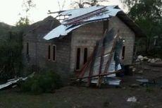 Puting Beliung Terjang Kabupaten TTU, 55 Rumah Rusak