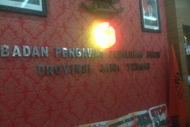 Logo Bawaslu Jawa Tengah