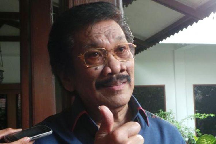 Wakil Ketua Dewan Pertimbangan MKGR, Zainal Bintang.
