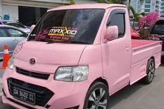 Puluhan Mobil Daihatsu Pamer Modifikasi di Banjarmasin