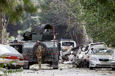 Taliban Kirim Bom Mobil ke Kantor Organisasi Bantuan AS di Kabul
