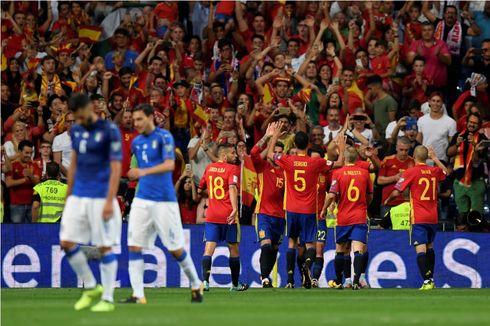 Hasil Kualifikasi Piala Dunia, Spanyol Menang Telak atas Italia