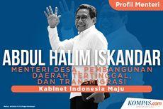 INFOGRAFIK: Abdul Halim Iskandar, Menteri Desa, PDT, dan Transmigrasi