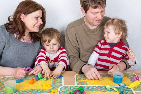 3 Aturan Kunci Saat Mengasuh Anak