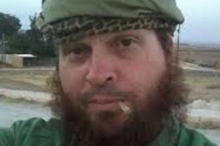 Mark John Taylor, anggota ISIS asal Selandia Baru. Dia menyesal bergabung dengan ISIS karena tidak bisa mendapatkan budak seks.