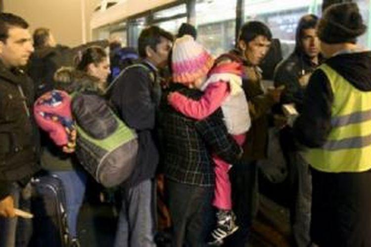 Migran yang dikirim balik ke Austria sebagian besar berasal dari daerah Afrika Utara dan Arab.