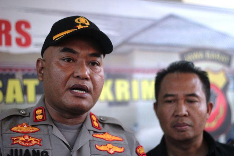 Kapolres Cianjur, AKBP Juang Andi Priyanto