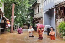 Banjir 50 Cm Rendam Cipinang Melayu, Damkar Kerahkan Tiga Mobil Pompa untuk Sedot Genangan