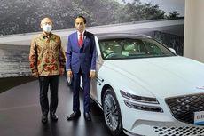 Spesifikasi Sedan Mewah Genesis Electrified G80, Mobil KTT G20 di Bali