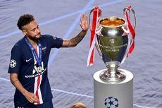Tangisan Neymar Usai PSG Dikalahkan Bayern Muenchen pada Final Liga Champions