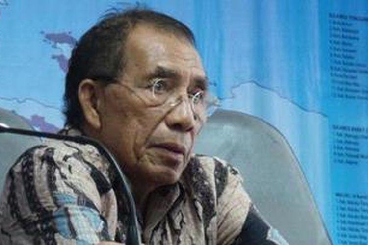 Wakil Ketua Umum Partai Demokrat Max Sopacua