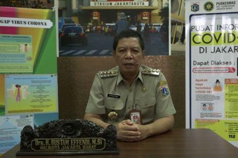 Wali Kota Jakbar Usul 183 Warga yang Dikarantina di Masjid Jammi Dipindah ke Wisma Atlet